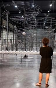 L'exposition Distance de Jeppe Hein