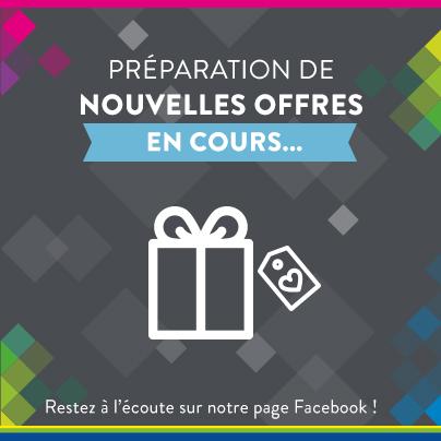 Nouvelles offres en cours - Cartridge World Saint-Nazaire